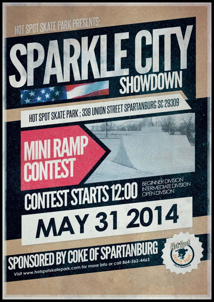Hot Spot Skate Park Sparkle City