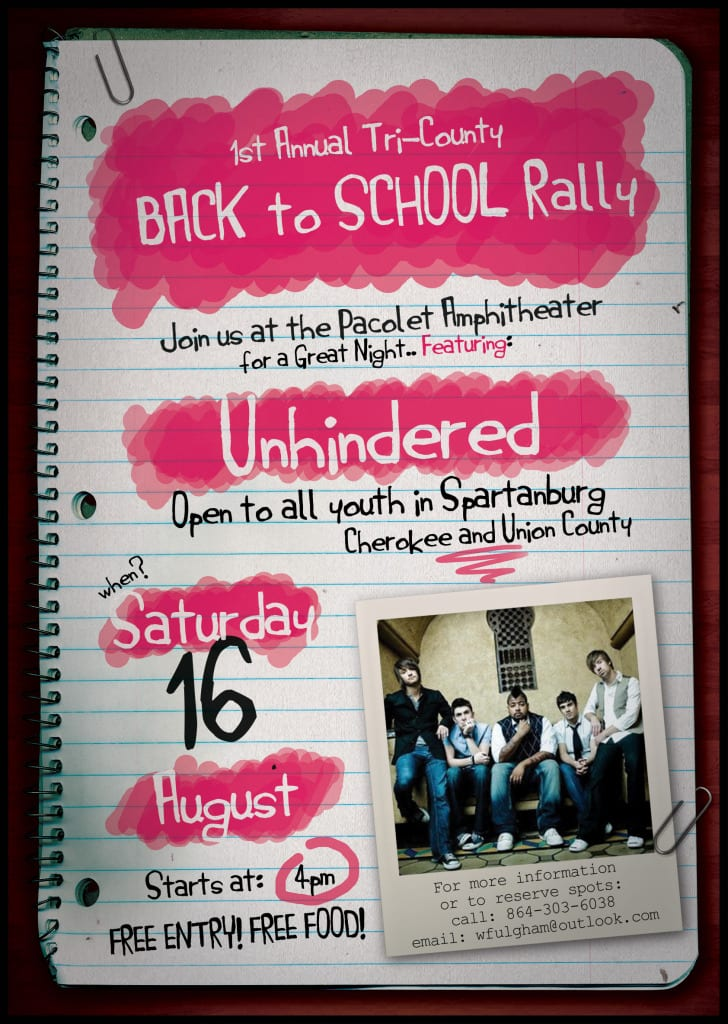 backtoschoolrally