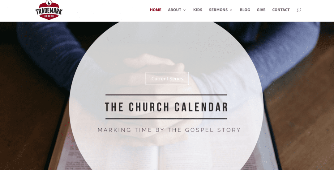 Trademark Church – Website