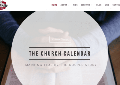 Trademark Church – Website